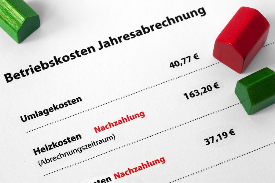 Zahlungsfristen Für Guthaben Oder Nachzahlungen Aus Der
