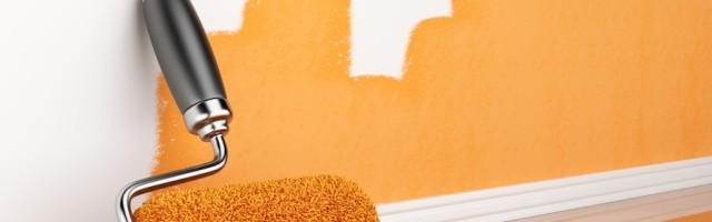 Müssen Mieter Farbige Wände Vor Ihrem Auszug Wieder In Einem Neutralen  Farbton Streichen?