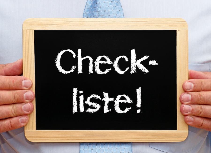 Mieterhöhung Prüfen Checkliste Für Mieter Zum überprüfen Einer