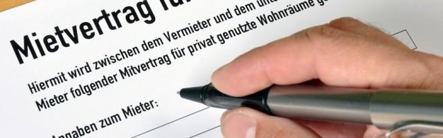 Befristeter Mietvertrag Abschluss Laufzeit Verlängerung Und Kündigung